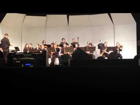 """Watauga high school Jazz Band """"Hey Jude"""""""