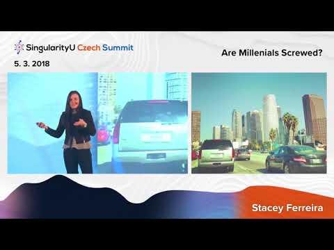 Future of Education I Stacey Ferreira I Are Millennials Screwed? I SingularityU Czech Summit 2018