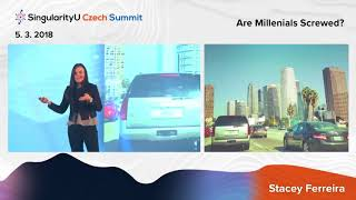 Future of Education I Stacey Ferreira I Are Millennials Screwed? I SingularityU Czech Summit 2018