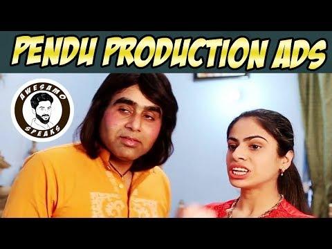 PENDU PRODUCTION ADS | AWESAMO SPEAKS