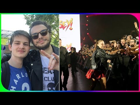 VLOG WWE PARIS 2018 ! LE KIFF !