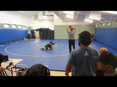 Ash vs Ale'a at Hilo High School