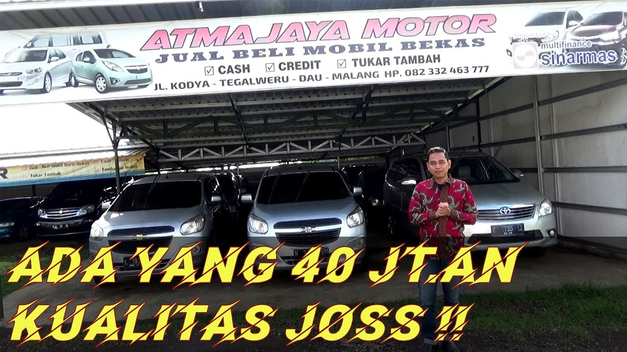 Update Daftar Harga Mobil Bekas Malang 25 01 2020 Atmajaya Motor 082332463777 Youtube