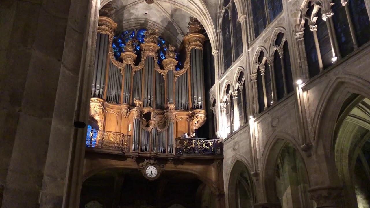 Sonate en Sol mineur, G.F.Haendel (Saxophone JinHo, KEEM) avec Orgue
