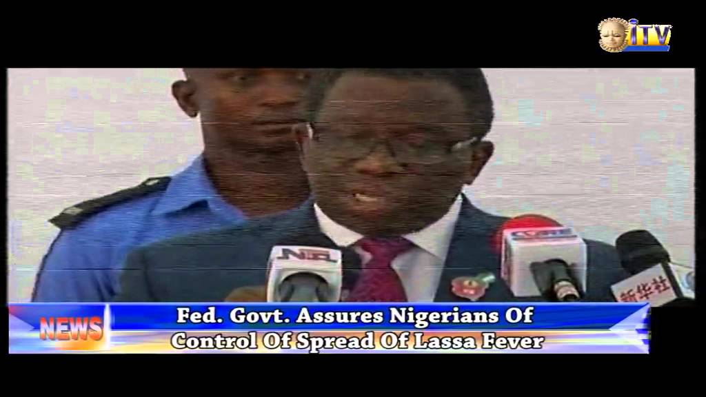 FG assures Nigerians of control of spread of Lassa Fever