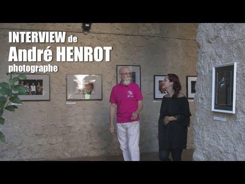 2018 08 13 Les RDV Cultur'L avec André Henrot, photographe
