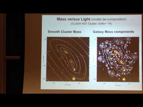 Tracing Mass, Light, and Stars on Large Scales - Neta Bahcall