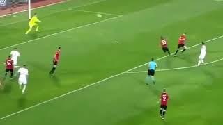 Türkiye-Arnavutluk (hakan çalhanoğlu ) müthiş gol