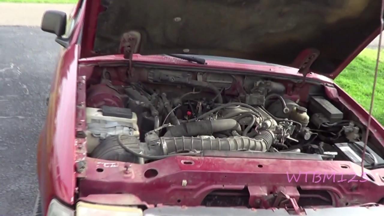 ford ranger misfire fuel injectors [ 1280 x 720 Pixel ]