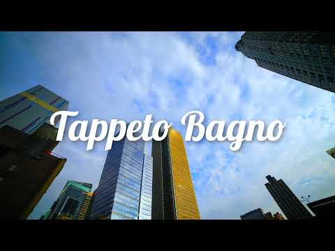 TAPPETO BAGNO RIVER e LAKE