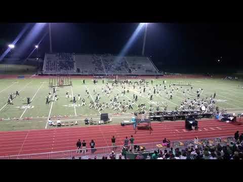 Central Lafourche High School Trojan Lancer Band