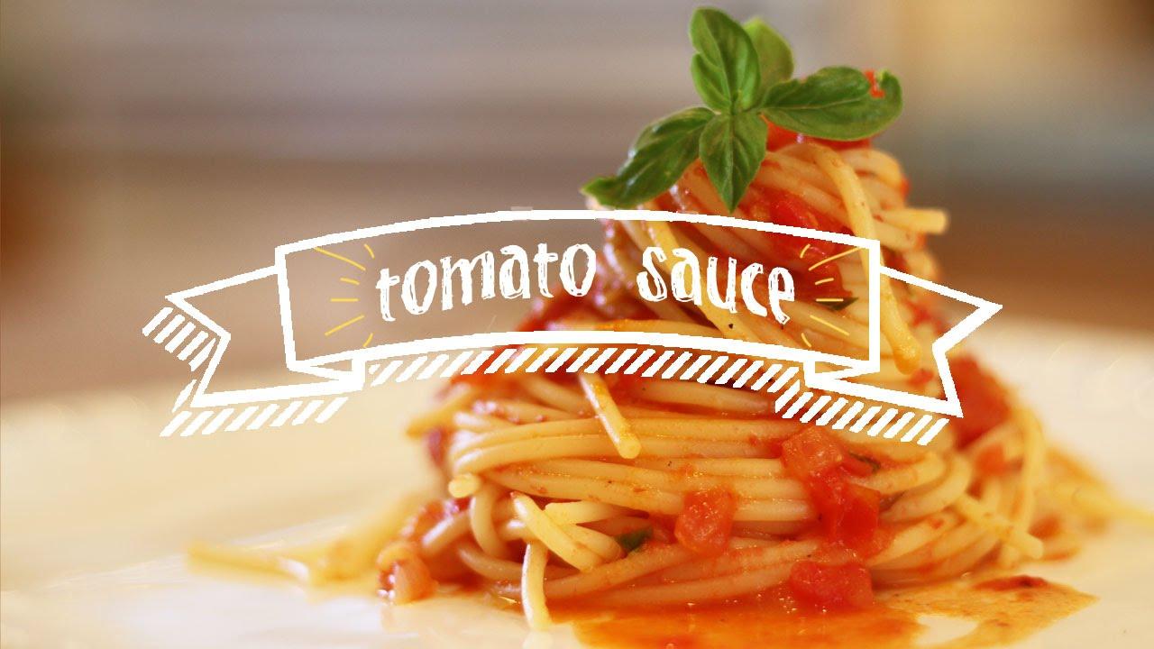 Healthy Tomato Sauce Recipe — Dishmaps