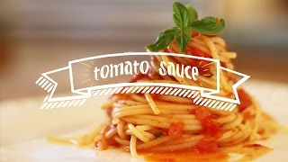 tomato sauce Healthy Recipes | Homemade Tomato Sauce