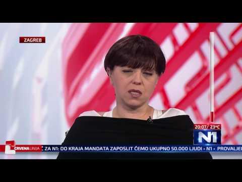 Crvena linija o izboru srpske premijerke (16.6.2017)