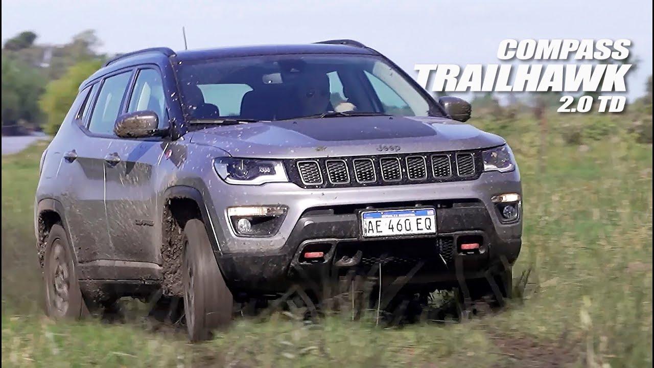 Jeep Compass Trailhawk - Test - Matías Antico - TN Autos