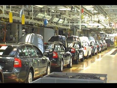 Škoda Auto - factory Mladá Boleslav