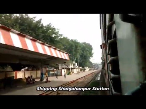 [IR] Shahjahanpur station to Khannuat Bridge  by Himgiri Super Fast