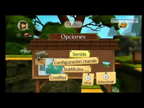 [Wii] El oso yogui GAMEPLAY PART 1