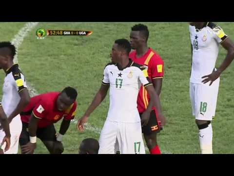 Ghana vs  Uganda 2