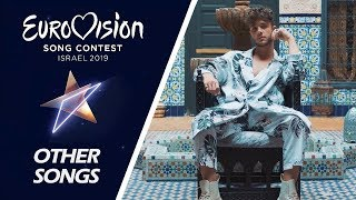 Other Songs by Eurovision 2019 Artists My Top 25