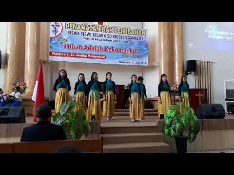Graduation and Farewell Ceremony Gamaliel Elementary School 2017/2018