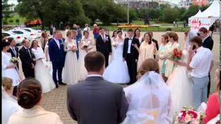 Городская свадьба 2015