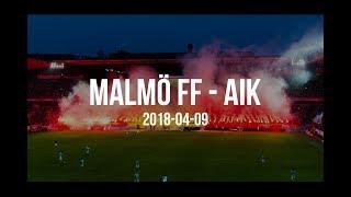 Supras Malmö | Malmö FF - AIK | 09/04-2018