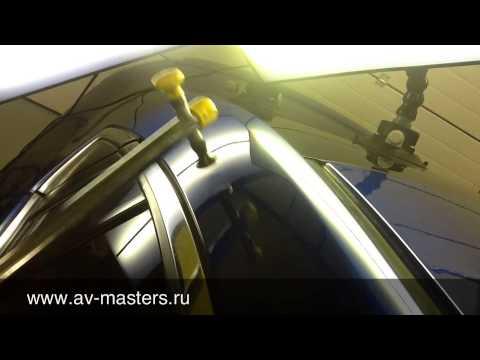 Обучающее Видео  Удаление Вмятин Без Покраски