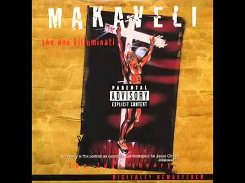 2Pac - Me And My Girlfriend (Tupac Makaveli The Don Killuminati 7 Day Theory Track 10)