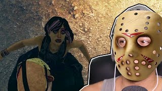 Video A FALHA DO JASON VOORHEES - Friday the 13th the Game download MP3, 3GP, MP4, WEBM, AVI, FLV Januari 2018