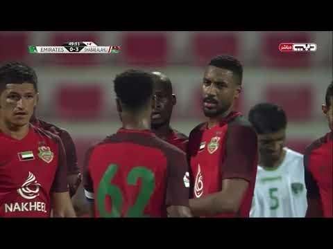 اهداف شباب الاهلي | مباراة # شباب_الأهلي 4 و الإمارات 0 - دوري الخليج العربي
