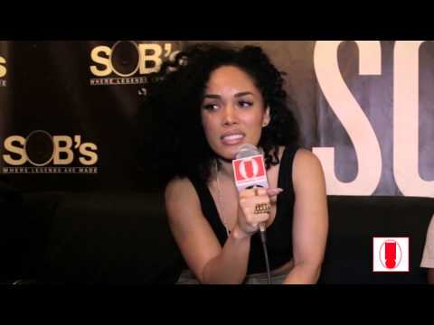 Kreesha Turner Talks About Working With Nick Cannon