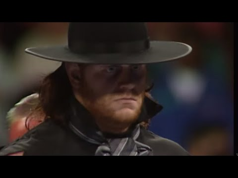 The Undertaker's WWE Debut: Survivor Series, November 22, 1990