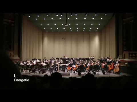 Paul Creston - Concerto for saxophone and orchestra (FULL)   Robert Young, Saxophone
