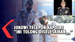 Jokowi Tiba-tiba Telepon Kapolri, Minta Preman di Tanjung Priok Ditindak