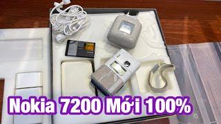 Nokia 7200 Full Box Mới 100% - trummayco.vn