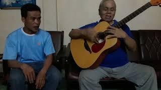 Guitar Thanh Điền và Trung Hiếu.coi nho