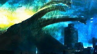 GODZILLA 2: King of the Monsters - Official Trailer #2 (2019) Monster Movie HD