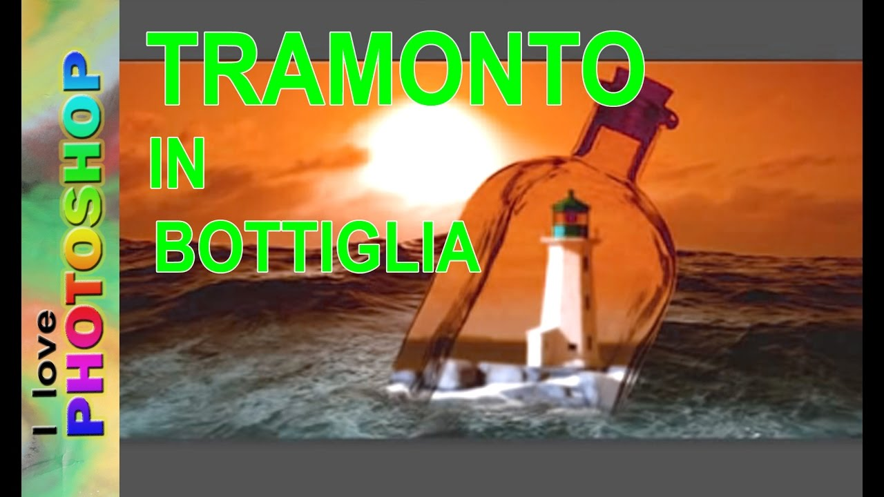 Photoshop Tutorial Italiano Fotomontaggio Photoshop Foto In
