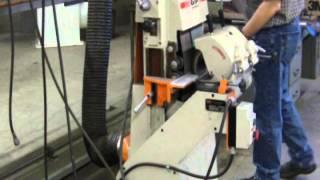 G&P Machinery - CF80B2 Centerless Polisher