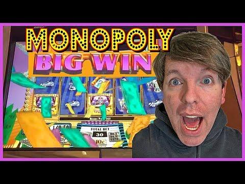 BIG WIN! MONOPOLY MADNESS!! VIVA BRENT!!!! Slot Machine Pokies