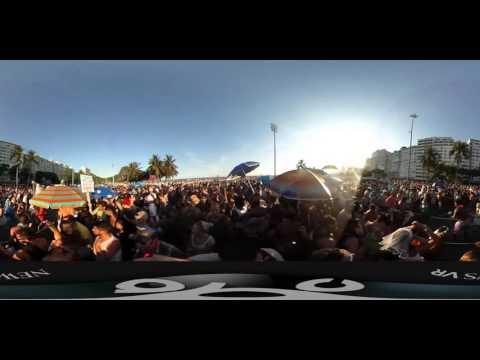360° Tour of Carnival in Rio de Janeiro | ABC News #360Video