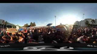 360� Tour of Carnival in Rio de Janeiro | ABC News #360Video