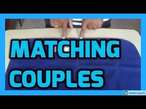 ONLINE MAGIC TRICKS TAMIL I ONLINE TAMIL MAGIC #413 I MATCHING COUPLES