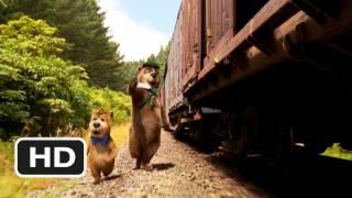 Yogi Bear #6 Movie CLIP - Run, Boo-Boo, Run! (2010) HD