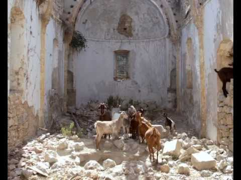 The destruction of the Cultural Heritage of Cyprus by Turkey