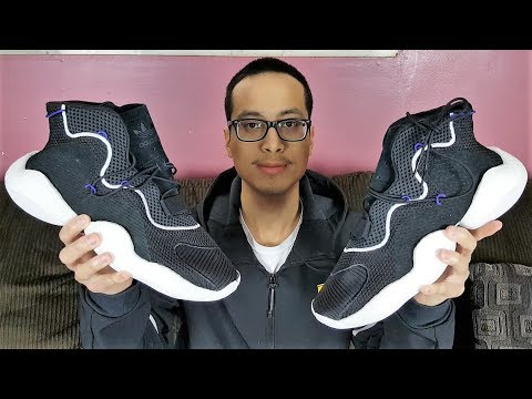 d1e883bfe Are These Really The Best Basketball Shoes Ever!  Adidas Crazy BYW (Boost  You Wear) LVL 1 Review!!!
