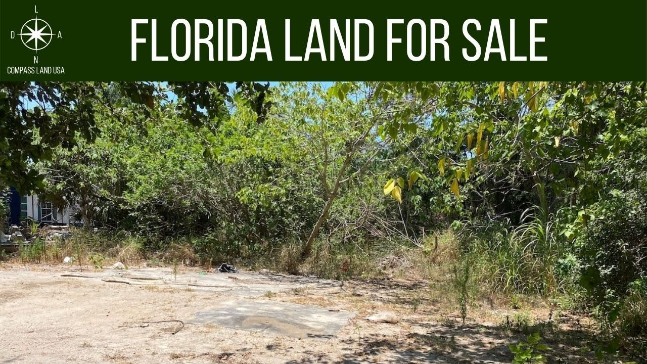 0.15 Acres – With Power and Paved Road! In Sarasota, Sarasota County FL