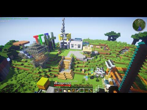 Minecraft онлайн - удивительный мир