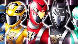 NEW GAME Power Rangers: All Stars!